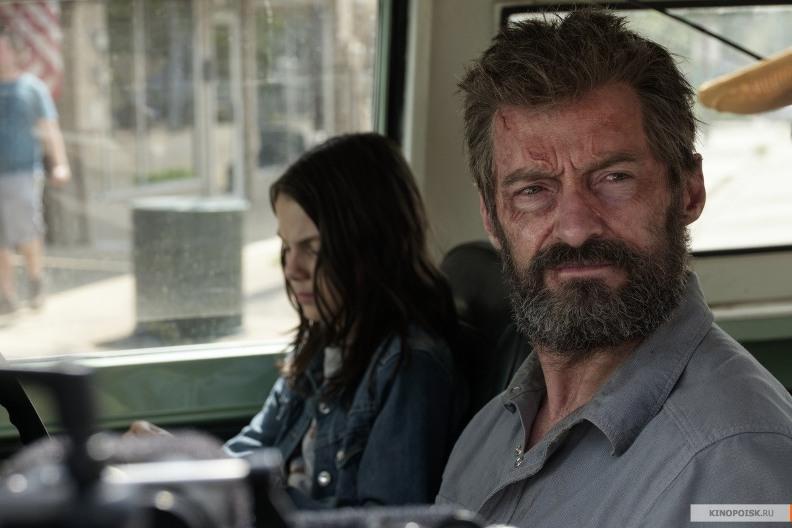 Логан - кадр из фильма